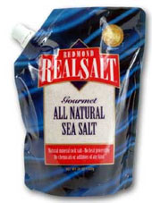 Redmond Sea Salt 20oz Pouch